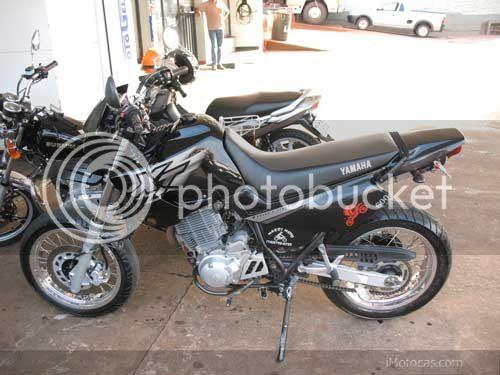 Yamaha XT 600E Motard