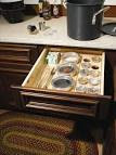 Cabinet Accessories for Custom Kitchen Cabinetry - Bertch Cabinets