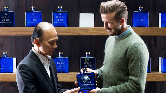 Haig Club in Malaysia - The Beckham Effect | Haig Whisky