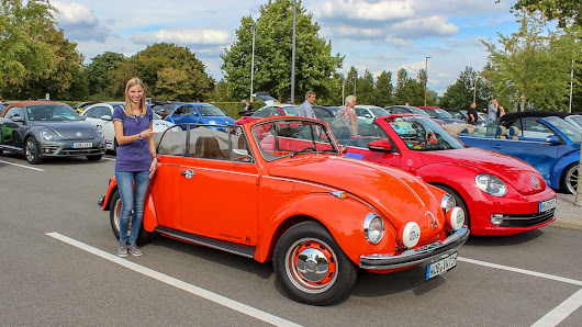Beetle Sunshine Tour 2018 in Wolfsburg & VW 1302 LS