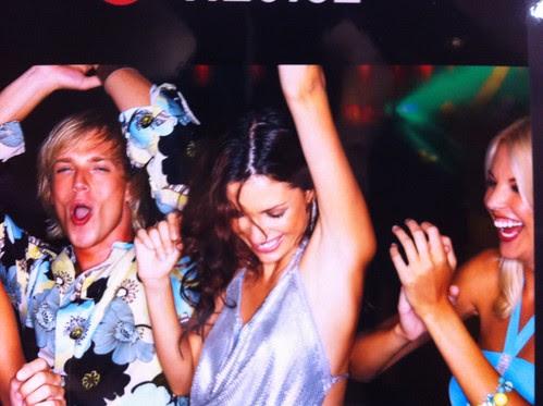 Awesome party with my Kodak friends last night. #bwe10