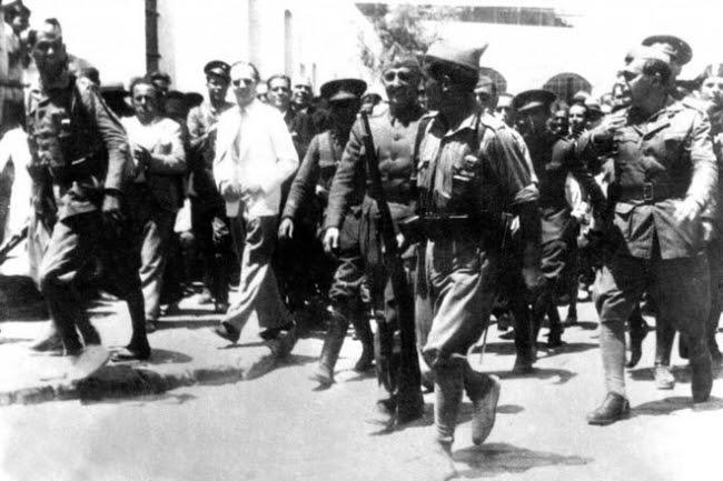 A 85 años de aquella sublevación fascista