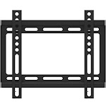 "Promounts Fino Series FF22 Small Flat Wall Mount for 13"" - 47"" Flat Panel Screens, Black"