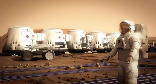 First private mission to Mars slated for 2018