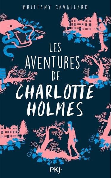 Couverture Les aventures de Charlotte Holmes, tome 1