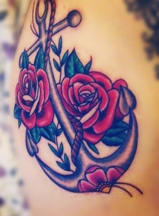 Gorgeous Rose Tattoos Designs and Ideas For Women - Tattoosera