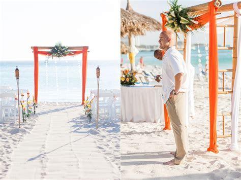 Kelly & Nestor :: Aruba Destination Wedding at the Aruba