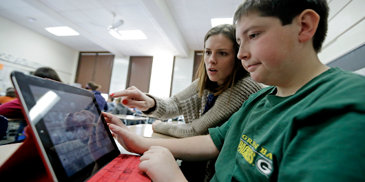 Teachers in Maine say iPads 'provide no educational function in the classroom'