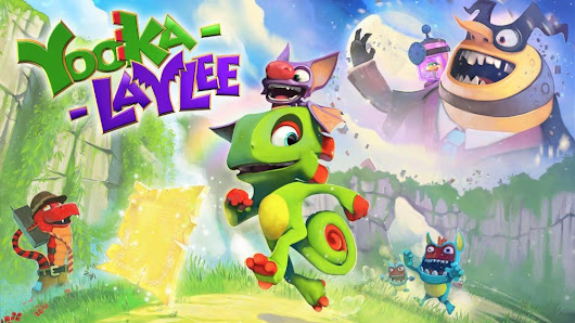 [Test] Yooka-Laylee - Le blog d'aquab0n