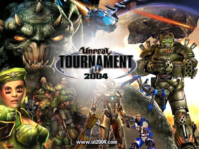 UNREAL TOURNAMENT 2004 EDIÇÃO EDITOR COM MULTIPLAYER (ONLINE) (PC)