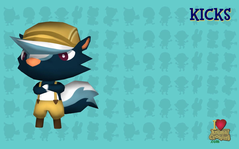 Kicks Animal Crossing New Leaf Wallpaper 38288074 Fanpop