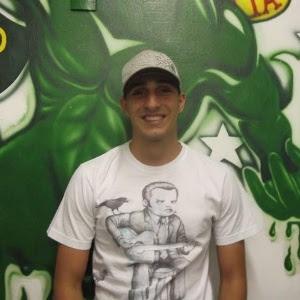 """André Alves, o """"Lezo"""", morto por torcedores rivais"""