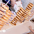 Having doughnuts at your party? EASY and Creative DIY Display! | How Does She...