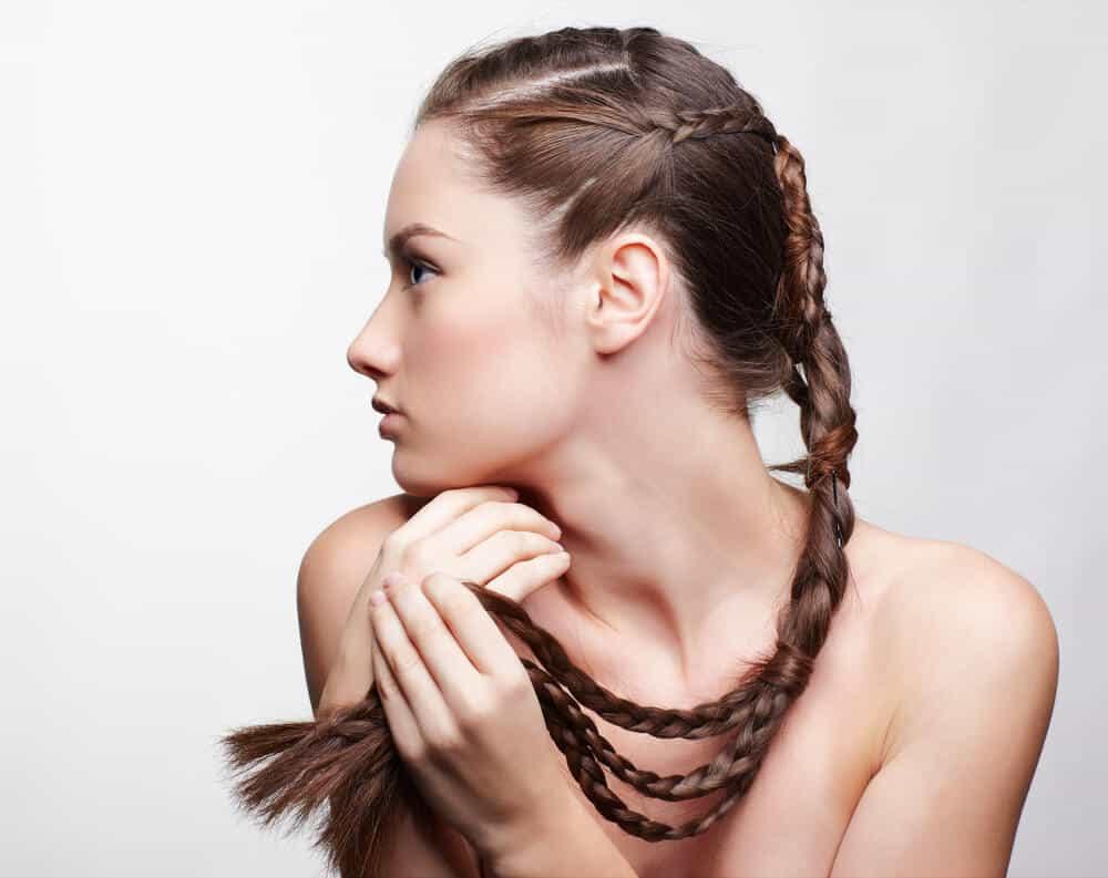 37 Ideas de Peinados para Cabello Largo Fáciles Rápidos y Elegantes Mujeres Femeninas