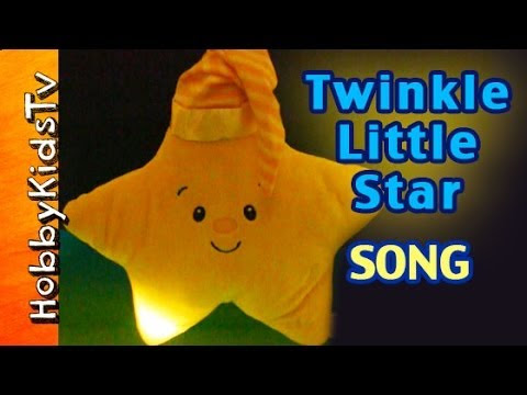 Twinkle Twinkle Little Star ★ ★ SONG Napisy z tekstami -Toy Gwiazd [Toys Review]