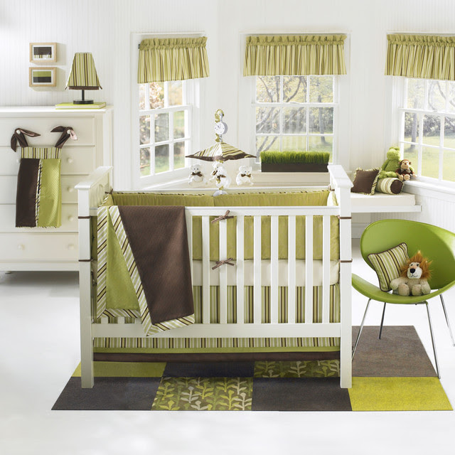 Banana Fish Moda Crib Bedding Collection | All Modern Baby ...