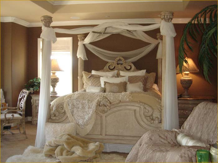 How to Create Romantic Bedroom  Interior Designing Ideas