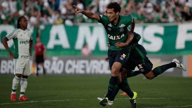 Resultado de imagem para Palmeiras v=x Chapecoense