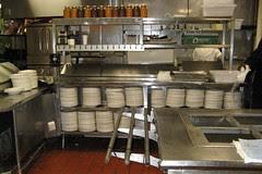 Commander's Palace kitchen