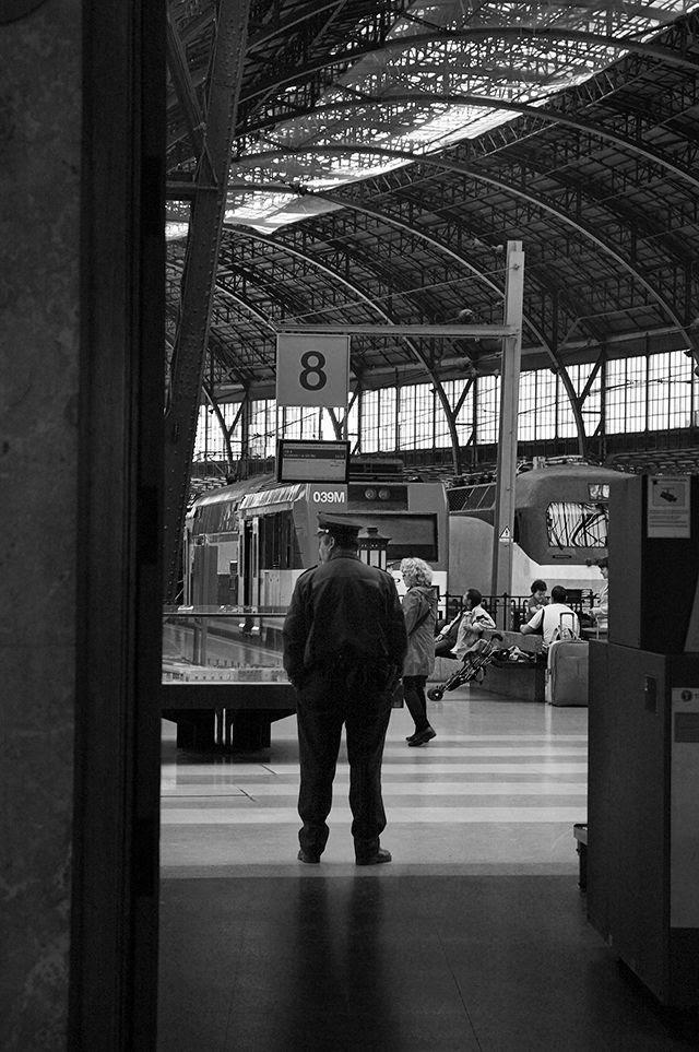 Barcelona Railway Stations: Estació de França [enlarge]