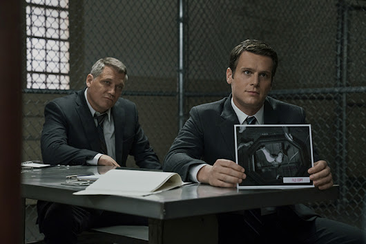 'Mindhunter' takes us into the world of serial killers