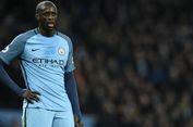 Prediksi Yaya Toure soal Permainan Man United dalam Derbi