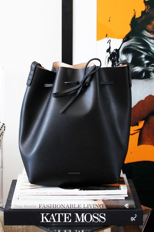 Le Fashion Blog Mansur Gavriel Black Ballerina Interior Bucket Bag The Line Brooklyn Apartment Home Decor Kate Moss Coffee Table Book L'Eclisse Monica Vitti Framed Poster Close Up 3 photo Le-Fashion-Blog-Mansur-Gavriel-Black-Ballerina-Bucket-Bag-TheLine-Brooklyn-Apartment-Home-Decor-Close-Up-3.jpeg