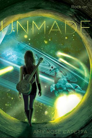 Unmade (Entangled, #2)