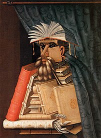 Giuseppe Arcimboldo: The Librarian First uploa...