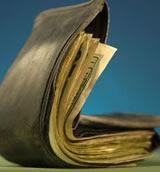 Wallets: Filled to bursting