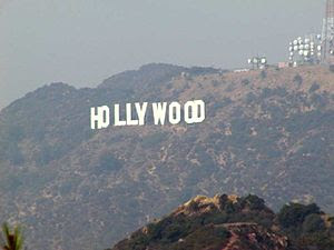 Hollywood is a well-known area of Los Angeles ...