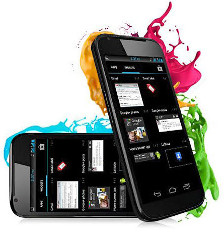 Micromax A100 Android Touch Screen SmartPhone 5MP wi-fi Images/Pictures