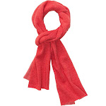 Alternative - Ladies' Eco-Fleece Eco Slim Scarf-ECO True RED-OS