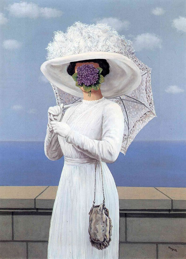 The Great War, 1964 by Rene Magritte