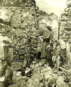 Բաքու, 31 մարտի, 1918 թ.  Արդյունքները գործունեության մի ահաբեկչական կազմակերպության Դաշնակցություն