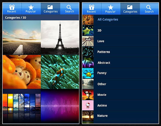Best Android Apps For Wallpapers | ANDROID PLAZZA