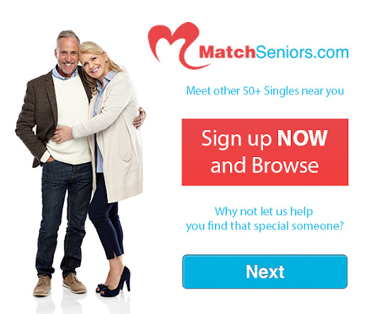 Matchseniors.com - Over 50 Online Dating Site to Meet Other Singles