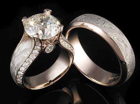 mokume images   Mokume   Mokume Gane   Engagement Rings