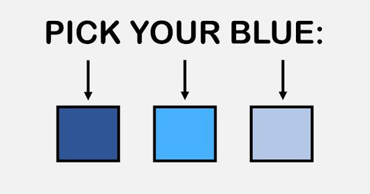 This Simple Color Test Reveals Your Dominant Personality Trait - David Avocado Wolfe