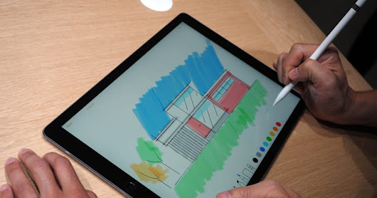 Apple's iPad Pro goes on sale on November 11th