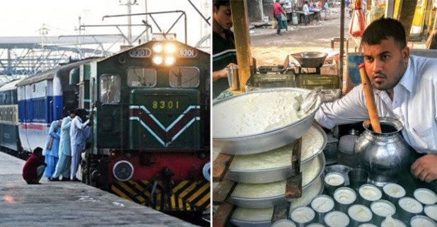 Taste the Most Popular Food Items at Various Railway Stations Once in a Lifetime
