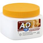 A+D Diaper Rash Ointment & Skin Protectant, Original Ointment - 1 lb