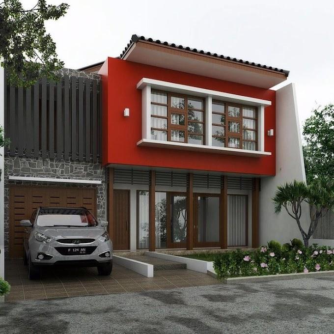 Warna Lisplang Rumah Minimalis | Ide Rumah Minimalis