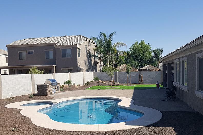 Landscape Testimonials Reviews Arizona Living Landscape And Design