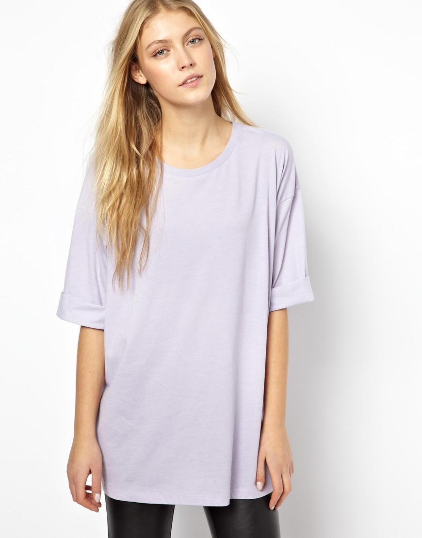 Image result for oversize tee