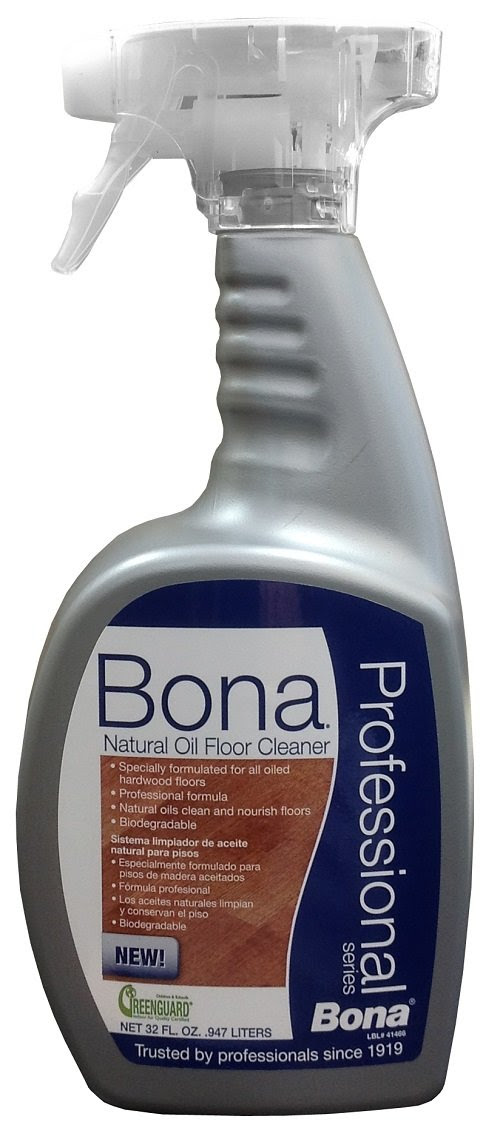 Amazon.com - Bona® Professional Series Natural Oil Floor Cleaner ...