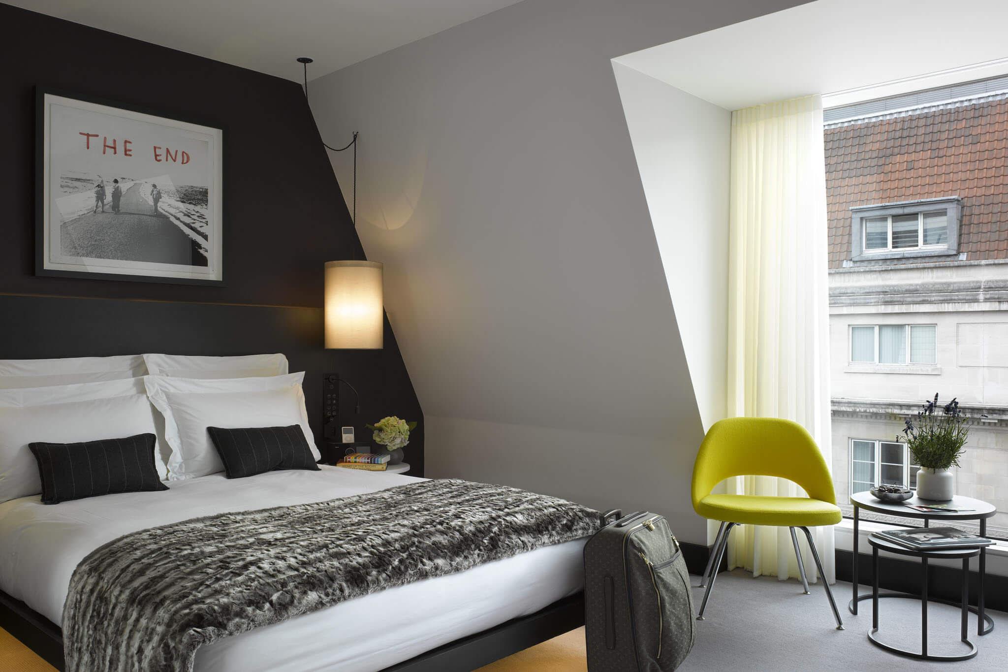 Most Amusing Hotel Bedroom Designs Found All Around The World