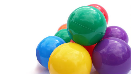 Image result for plastic balls