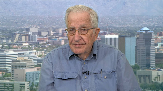 """Brutal and Sadistic"": Noam Chomsky on Family Separation & the U.S. Roots of Today's Refugee Crisis"