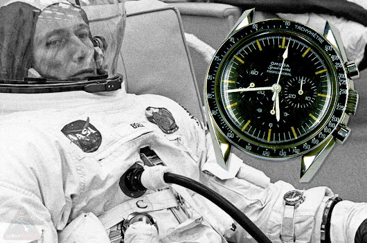 Apollo astronaut watch, stolen in Ecuador, recovered 30 years later (exclusive) | collectSPACE
